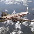 日本航空DC-7C