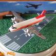 中日本航空のYS-11(リペイント)