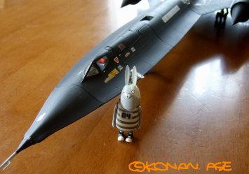 SR-71Aとキレネンコ