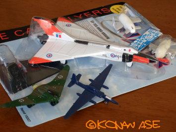Cf105arrow