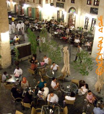 Qatar_cafe