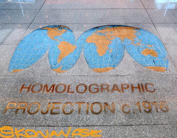 Homolographic