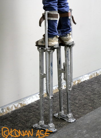 Drywall_stilts