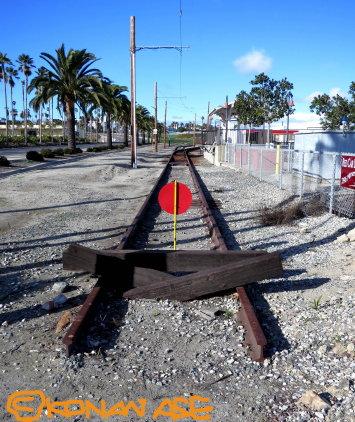 End_rail