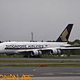 A380のスラストリバーサー