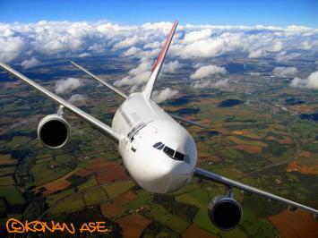 JALのA300-600R