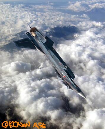 MITSUBISHI F-2B